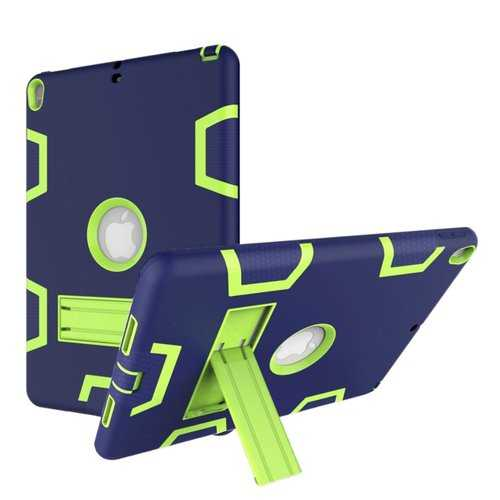 Armor Heavy Duty Hybrid Color Kickstand Tablet Case For iPad Pro 10.5 Inch 2017/iPad Air 10.5 Inch 2019
