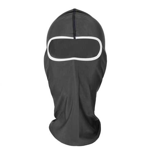 Balaclava Face Mask Elastic Hood For Motorcycle Cycling Bike Skiing Tactical Paintball Party Prom