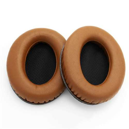 2 Pcs Headphone Case Memory Foam Leather Ear Pads for Headset QC2 QC15 AE2i AE2 2w Quiet Comfort