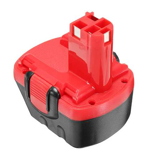 BAT043 12V 3000mAh Ni-Mh Rechargeable Battery for Bosch