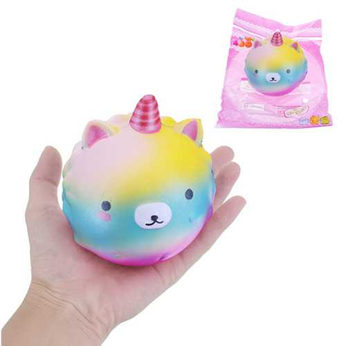 10cm Squishy Galaxy Unicorn Slow Rising With Packaging Collection Gift Soft Toy