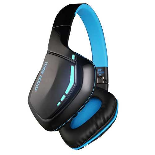KOTION EACH B3506 Wireless bluetooth Headset Foldable Gaming Cuffie Stereo Headphone with Mic