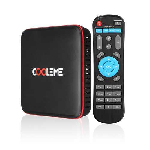 COOLEME CM-MM1 Amlogic S905W 2GB RAM 16GB ROM TV Box Support MAG250