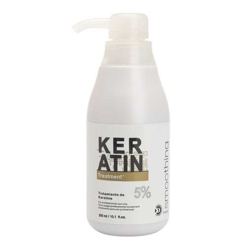 Pure Brazilian Keratin Straightening 5% Hair Conditioner Care Repair Healing Hair 300ml Hair Care Smoothing