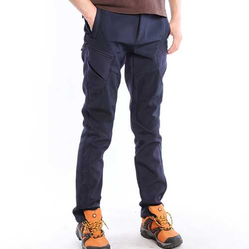 Breathable Windproof Waterproof Antifouling Thick Pants
