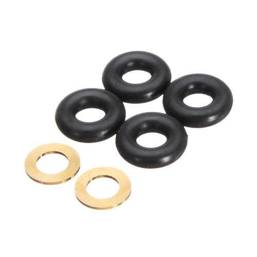 ALZRC Devil 505 FAST RC Helicopter Parts Tail Rotor Spindle Shaft Damper Rubber