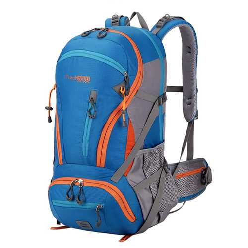 45L Outdoor Travel Backpack Hiking Weekend Pack Waterproof Bag for Men