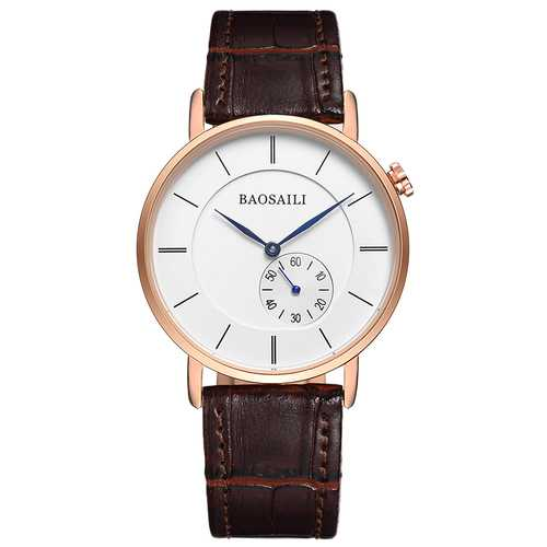 BAOSAILI BSL1045 Minimalist Men Wrist Watch