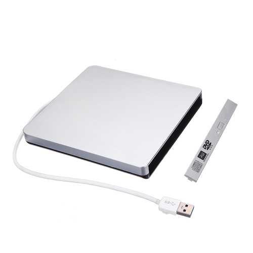 USB 3.0 SATA 12.7mm External DVD Drive Enclosure Case