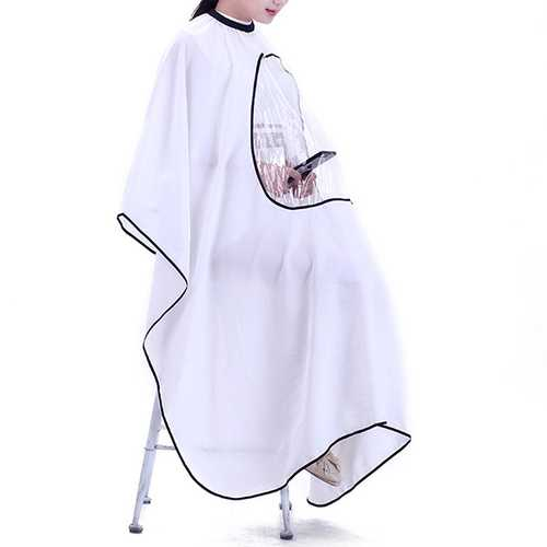Hairdressing Robe Cloth Waterproof Barber Hairdresser Salon