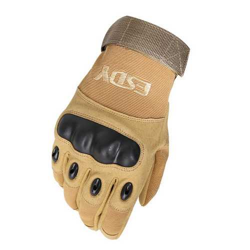 ESDY Tactical Gloves Military Army Paintball Airsoft Outdoor Sports Full Finger Gloves