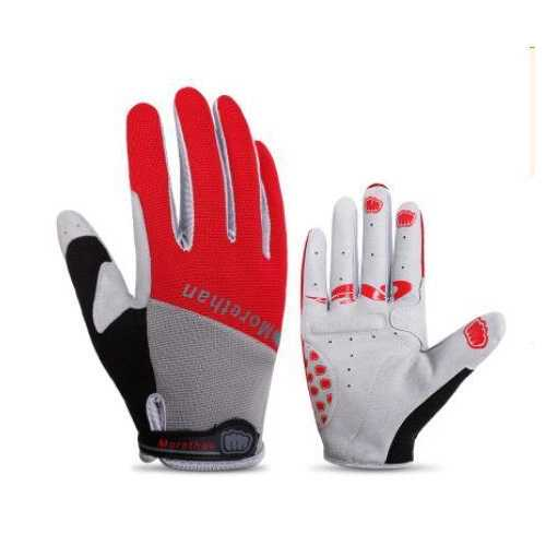 GEL Pad Winter Gloves Touch Screen Thermal Warm Full Finger Cycling Motorcycle