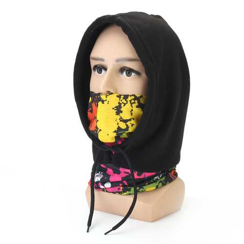 Balaclava Full Face Warm Mask Cap Sun-protection Motorcycle Winter Windproof Hat Cap 6colors