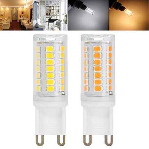 ARILUX® G9 3W SMD2835 300-350LM 45LEDs Warm White Pure White Light Bulb AC110-130V/AC220-240V