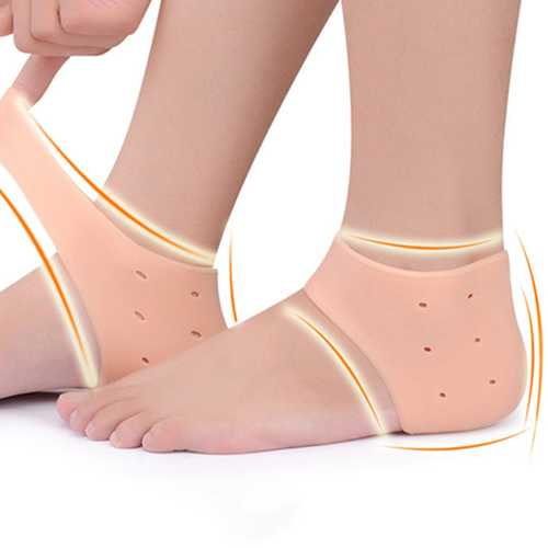 Breathable Foot Ankle Pain Relief Cracked Heel