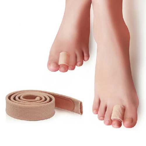 Fabric Gel Tube Bandage Finger & Toe Protectors