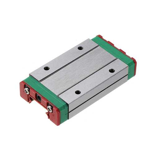 Machifit MGN15H Linear Rail Block for MGN15 Linear Rail Guide CNC Tool