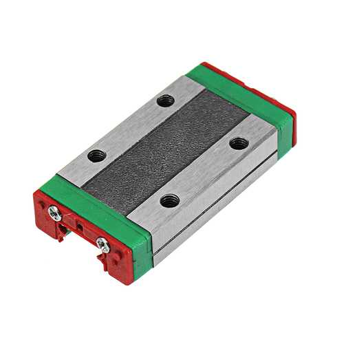 Machifit MGN9H Linear Rail Block for MGN9 Linear Rail Guide CNC Tool