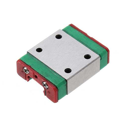 Machifit MGN7C Linear Rail Block for MGN7 Linear Rail Guide CNC Tool