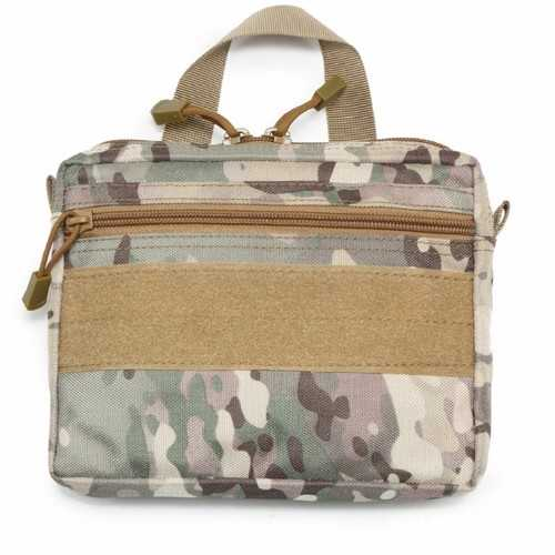FAITH PRO Outdooor Camping Tactical EDC Molle Hunting Camouflage Pouch Multifunctions Wasit Bag