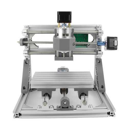 CNC2418 3 Axis Mini DIY CNC Router USB Wood Carving Engraving Machine