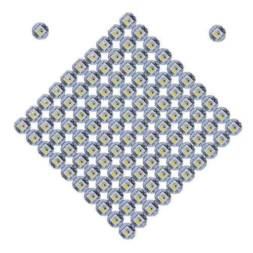 100PCS SK6812 WS2812B RGBW RGBWW Individually Addressable LED Chip Board for  DIY Lighting