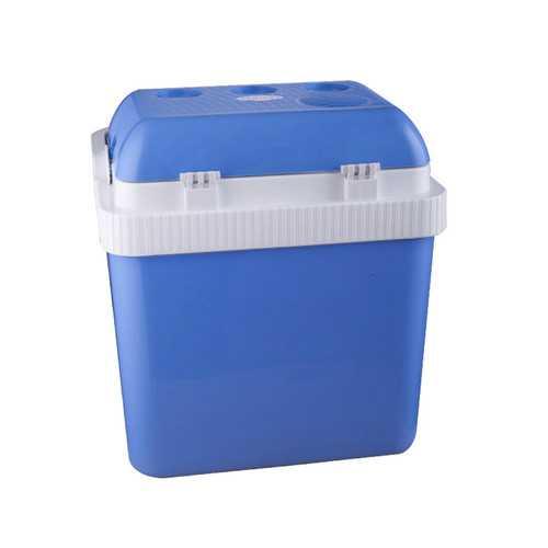 12V 24L Car Boat Electric Cooler Warmer Portable Mini Fridge Refrigerator Car Ice Box