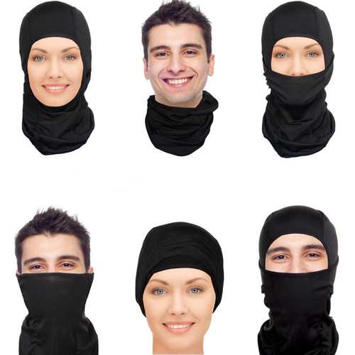 Ultimate Thermal Retention Windproof Ski Tactical Mask Cold Weather Face Mask Neck Warmer