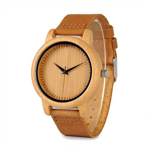 BOBO BIRD WA09A10 Wooden Watch