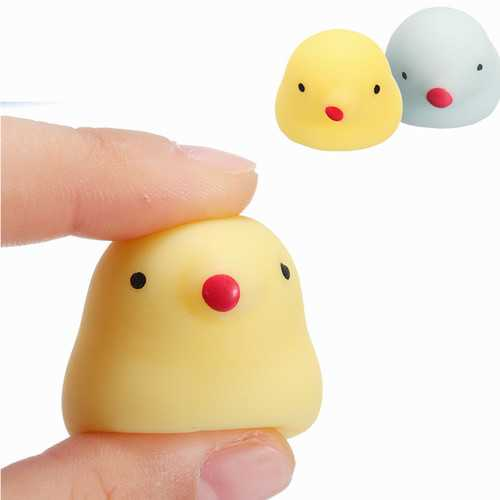 Pigeon Squishy Squeeze Cute Healing Toy Kawaii Collection Stress Reliever Gift Decor