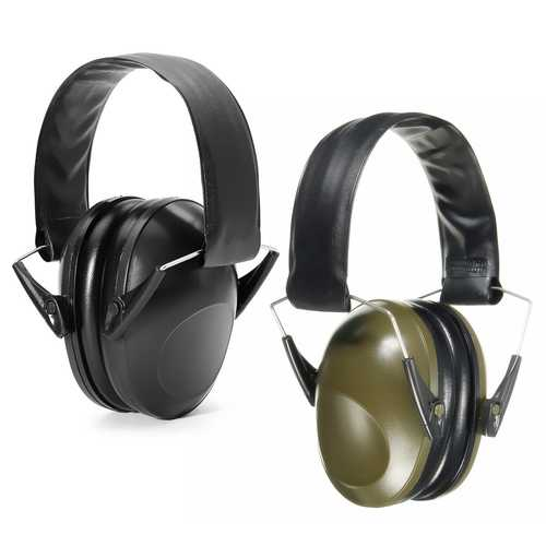 Anti Noise Ear Muff Hearing Protection Soundproof Earphone