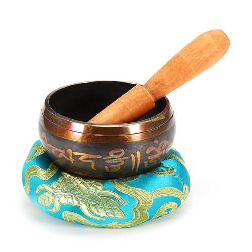 80mm Tibetan Yoga Singing Bowl