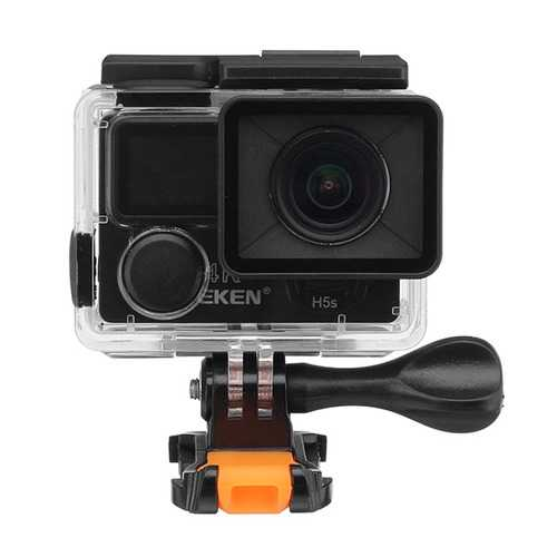 EKEN H5s Plus 4K WIFI Action Camera 170 Wide Angle Sport DV Remote Control