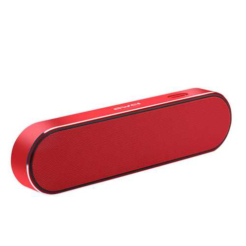 Awei Y220 Portable 2000mAh Dual Driver Unit Aluminum Alloy TF Card bluetooth Speaker With Mic