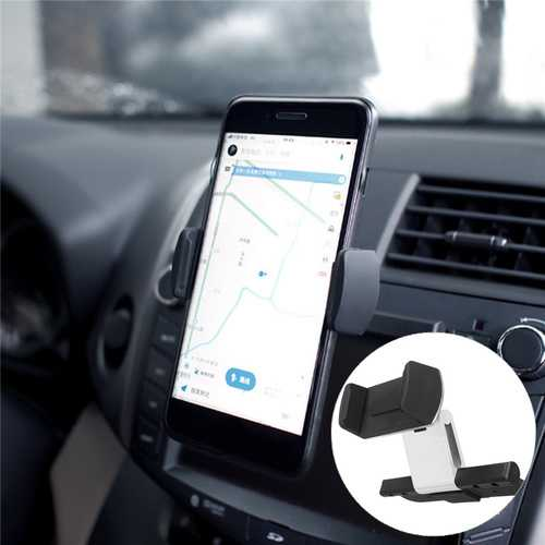 Alightstone 360 Degree Rotation Car CD Slot Holder Phone Mount Stand Bracket for iPhone X Samsung S8