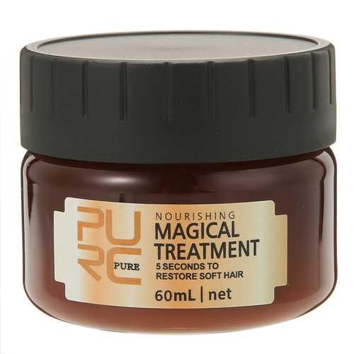 60ml Treatment Mask Repairs Damage Hair Care