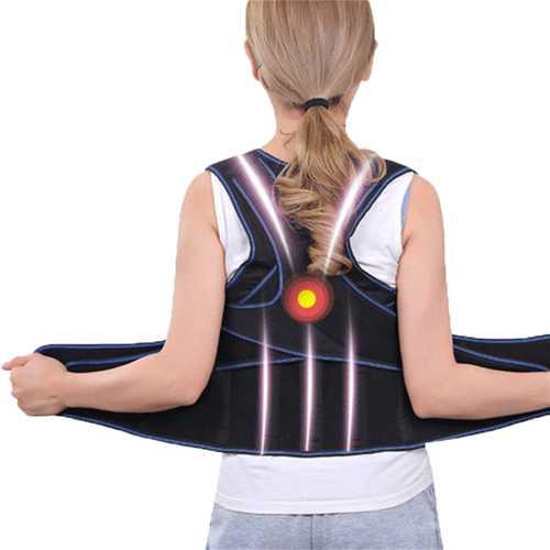 Unisex Adjustable Hunchbacked Posture Corrector Back Support