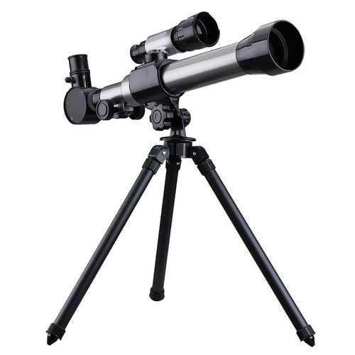 170mm Kids Beginner Astronomical Refractor Telescope Outdoor Camping Refractive Eyepieces Tripod