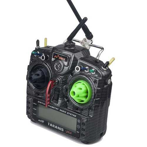 1 Pair 3D Printed PLA Transmitter Control Rod Protective Case For Frsky X9D Flysky Futaba JR