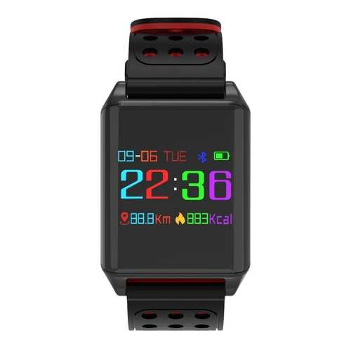 R11 OLED Blood Pressure Heart Rate Monitor Smart Watch