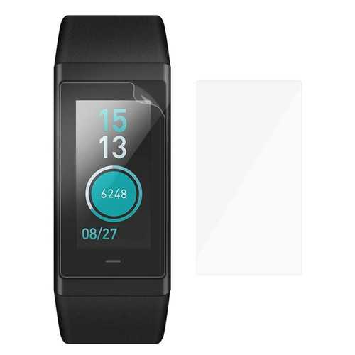 3pcs Soft 9H HD Clear Protective Tempered Film For Xiaomi Huami Amazfit Smart band Midong Smartband