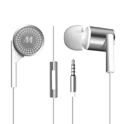 Maxchange EP02 3.5mm Audio Wired In-Ear Wire-Control Earphone With Built-in Mic