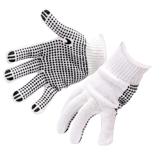 Spindled Protector Working Disposable Gloves Bleach Line Cotton Hands Non-slip Climbing Hiking