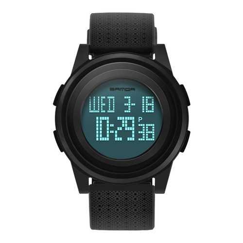 SANDA 337 Waterproof Sports Student Digital Watch