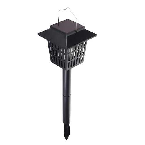 Igreen AGD-11 Garden Solar Power LED Mosqutio Killer Lamp Waterproof Automatic Lawn Yard Light