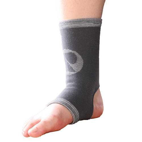 Mumian A51 Classic Bamboo Ankle Pad Sports Ankle Sleeve Brace - 1PC