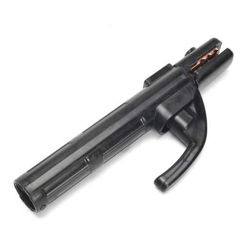 300A Electrode Holder Stick Welding Copper Rod Stinger Clamp Tool Heat Resistant