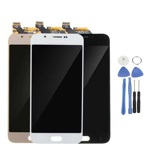 Full Assembly LCD Display+Touch Screen Digitizer Replacement With Repair Tools For Samsung Galaxy A8