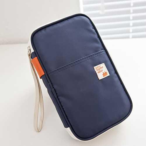 Honana PH-01 Travel Passport Holder Case Wallet Waterproof Storage Bag Credit Card Tickets Organizer