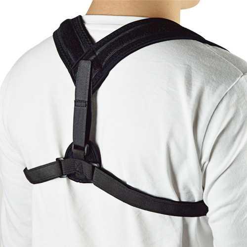 Unisex Adjutable Posture Corrector Hunchbacked Support Belt
